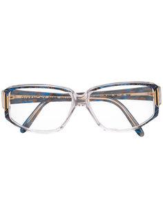 printed optical glasses Givenchy Vintage