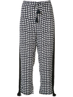 Seville polka dot trousers Figue