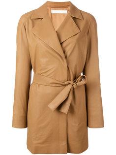 куртка с поясом Drome