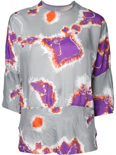 three-quarter sleeve blouse  Theatre Products
