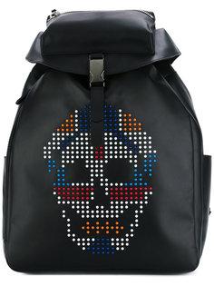 рюкзак с украшением в виде черепа Alexander McQueen
