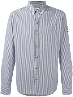 striped button down shirt Moncler Grenoble