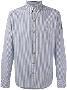 striped button down shirt Moncler Grenoble