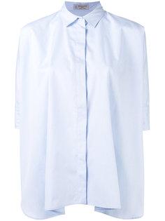 блузка с короткими рукавами Alberto Biani