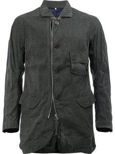 куртка с молнией спереди Ziggy Chen