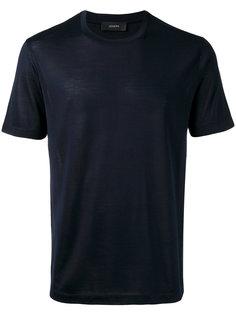 футболка с круглым вырезом под горло Joseph