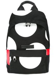 рюкзак с узором в виде кругов McQ Alexander McQueen