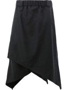 длинные многослойные шорты Moohong