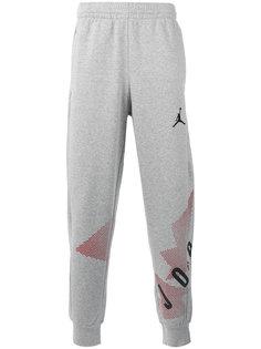 спортивные брюки с принтом Nike