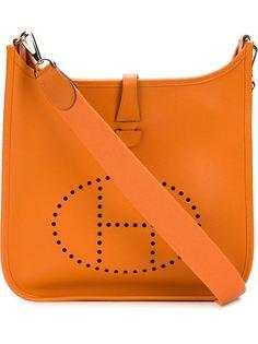 сумка на плечо Evelyn Hermès Vintage
