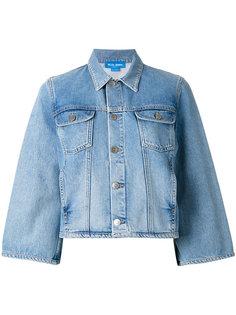 классическая джинсовая куртка Mih Jeans