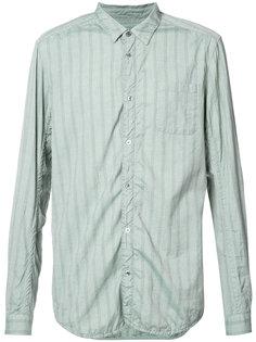 tonal stripe shirt  Undercover