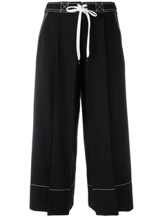 stitch detailed culottes Alexander Wang