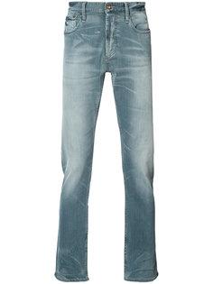 джинсы с выбеленным эффектом Denham