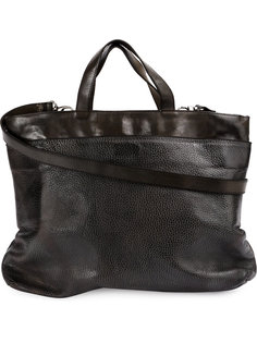 textured shoulder bag Numero 10