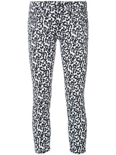 Biker Boy leopard jeans R13