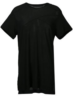 oversized V-neck T-shirt  Julius