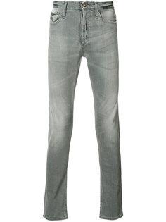 джинсы прямого кроя Denham