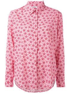 рубашка с узором из звезд P.A.R.O.S.H.