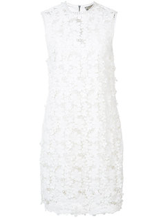 lace shift dress Sea