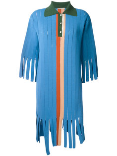 fringed polo dress  Marco De Vincenzo