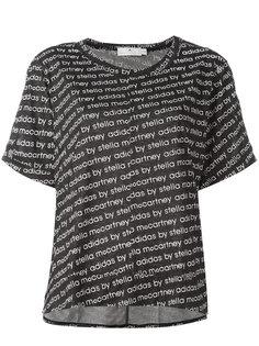 The Cool Logo T-shirt Adidas By Stella Mccartney