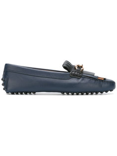 chain fringe loafers Tods Tod`S