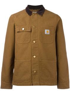 logo pocket jacket Carhartt