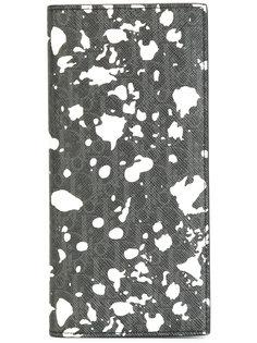 long printed cardholder  Dior Homme