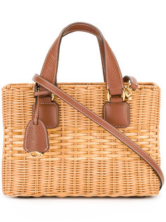 basket tote bag  Mark Cross