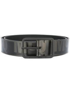 brand print belt McQ Alexander McQueen