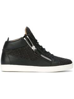 Clay mid-top sneakers Giuseppe Zanotti Design