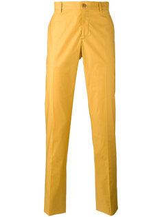 классические брюки чинос Etro