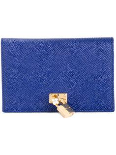 кошелек с навесным замком Dolce & Gabbana