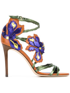 Lolita floral sandals Jimmy Choo