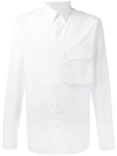 flap pocket shirt Givenchy