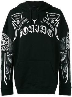 printed hooded sweatshirt Marcelo Burlon County Of Milan