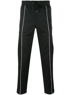 спортивные брюки с полосами Dolce & Gabbana