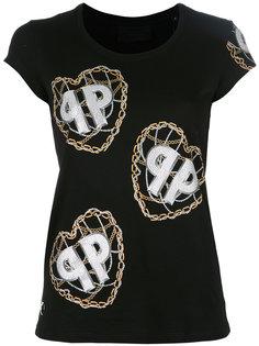 футболка с принтом Philipp Plein