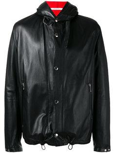 двусторонняя куртка с капюшоном Givenchy