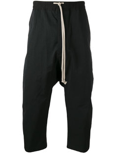 drop-crotch trousers Rick Owens DRKSHDW
