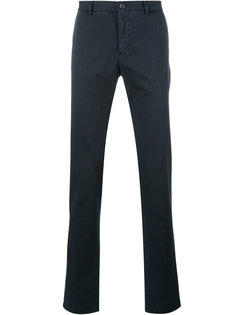 классические брюки-чинос Etro