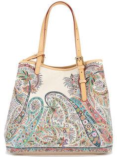 сумка-тоут с принтом пейсли Etro