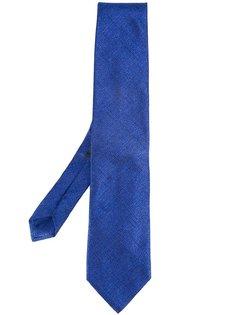 текстурированный галстук Etro