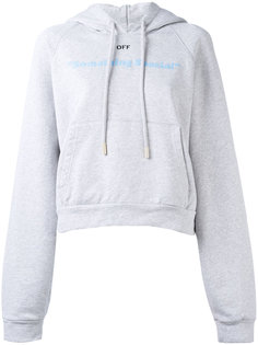 Something Special hoodie  Off-White