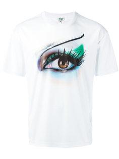 """футболка """"Eye"""" Kenzo"""