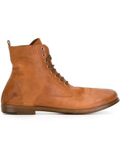 сапоги на шнуровке Marsèll