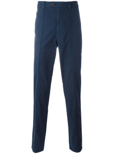 классические брюки-чинос  Brunello Cucinelli