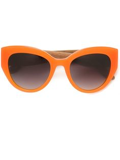 солнцезащитные очки с контрастными дужками Dolce & Gabbana