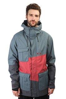 Куртка утепленная Oakley Cottage Jacket Orion Blue